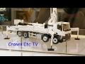 Nuremberg Toy Fair 2017 - NZG Models by Cranes Etc TV