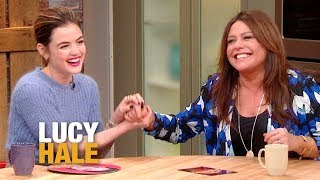 Lucy Hale: What Would Her Last Meal Be?