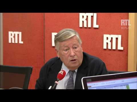 """Alain Duhamel : """"Le programme économique de Marine Le Pen est un cauchemar pour le patronat mais ..."""