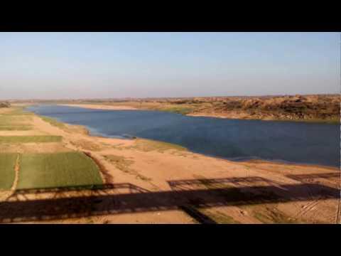 Chambal River Bridge Between Dhaulpur (Rajashthan)& Morena (MP)