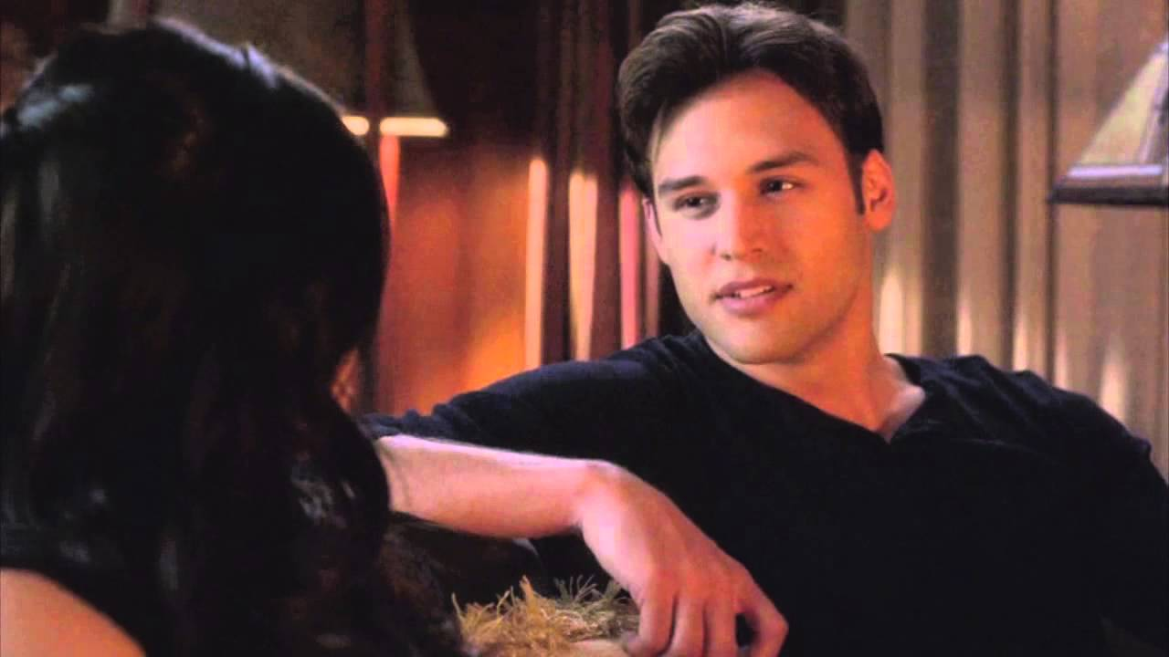 """Pretty Little Liars 4x03 """"Cat's cradle"""" Aria and Jake ..."""