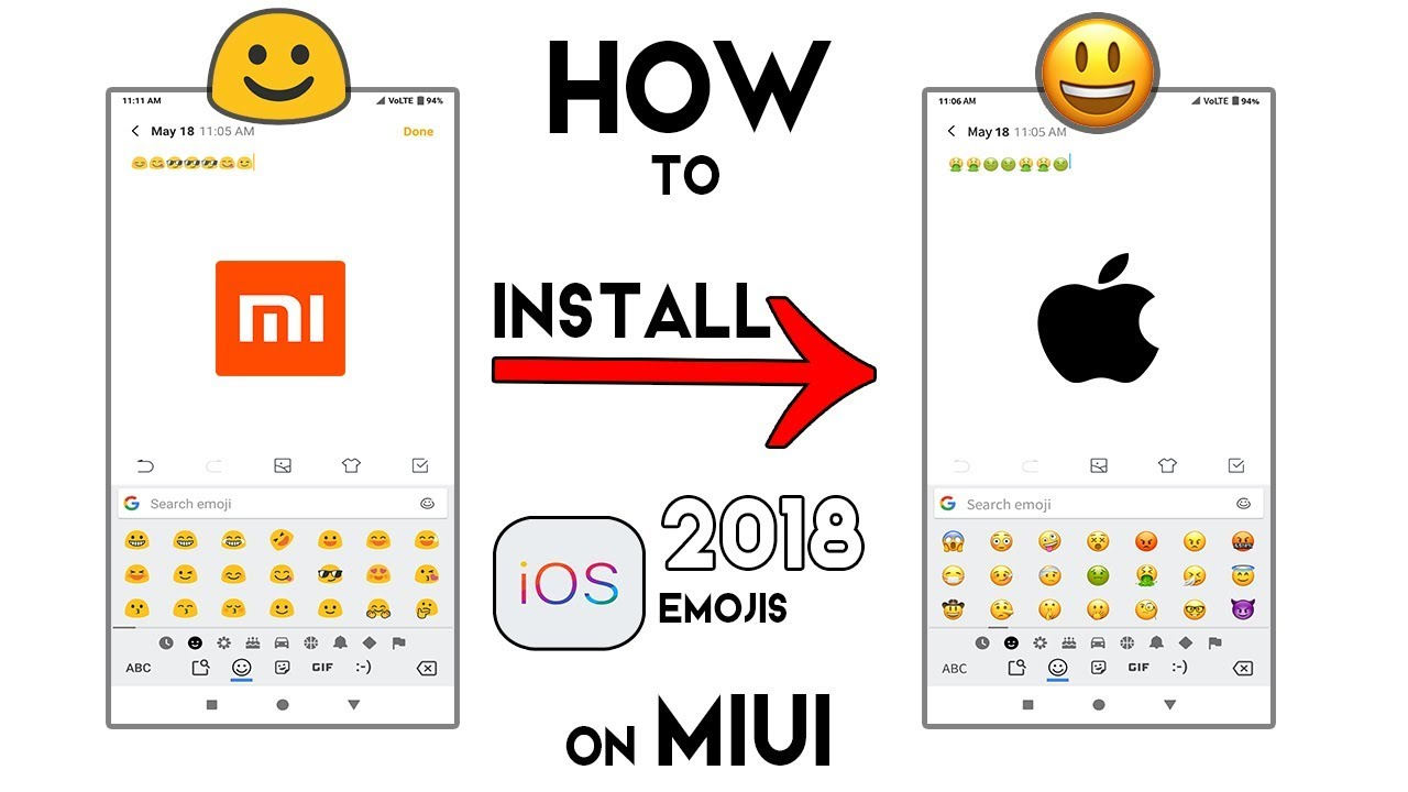 How To Install iOS Emojis On MIUI - MIUI General - Xiaomi MIUI