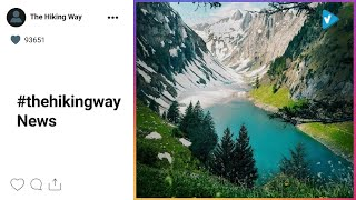 #TheHikingWay News: Swiss landscapes never stop to amaze me! Choose your favorite picture! Follow