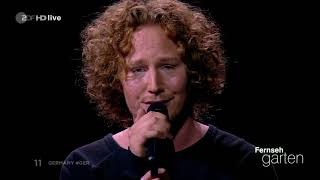 Michael Schulte - You Let Me Walk Alone (ZDF-Fernsehgarten - 2018-05-20)