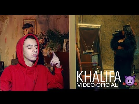 (REACCIÓN) Alex Rose Ft. Almighty - Khalifa