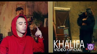 ReacciÓn Alex Rose Ft. Almighty - Khalifa