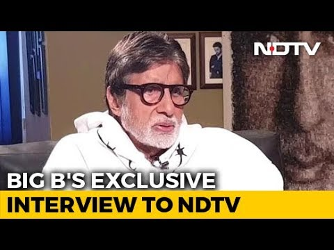 Spotlight: Amitabh Bachchan On 'Badla', Working With Young