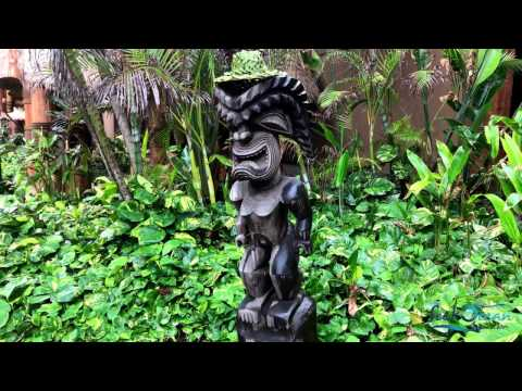 Polynesian Cultural Center Oahu, Hawaii 4K HD 2017 Them Park Laie Museum Native Culture