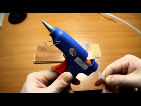 видео: Китайский термоклеевой пистолет