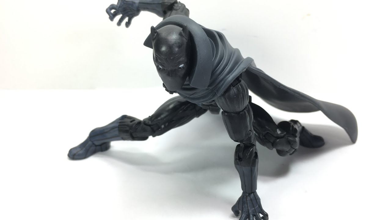 Marvel Legends Black Panther Wal Mart Exclusive Chefatron
