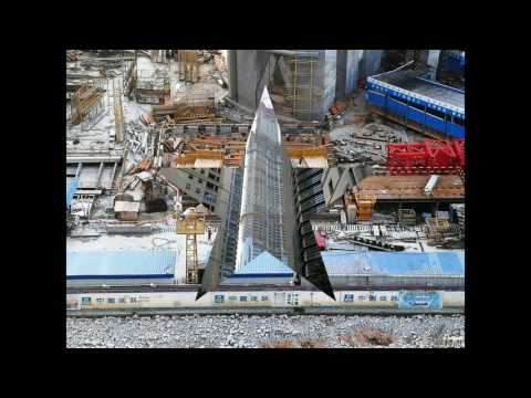 UPDATE!!! WUHAN | Greenland Center | 636m | 2087ft | 125 fl | May 2017!