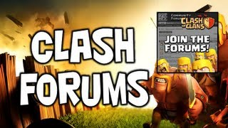Clash of Clans Forums Spotlight