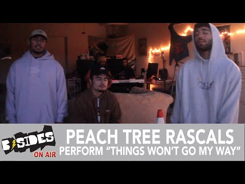 """Peach Tree Rascals Perform """"Things Won't Go My Way"""" Acoustic for B-Sides"""