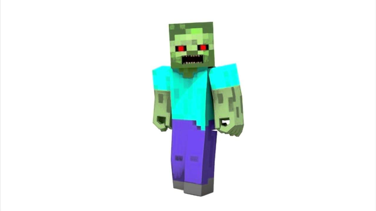 Montaje de sonidos minecraft zombie podr s o rlo tu for Zombie build