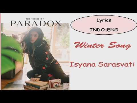 Lirik Isyana Sarasvati - Winter Song + Terjemahan Indonesia