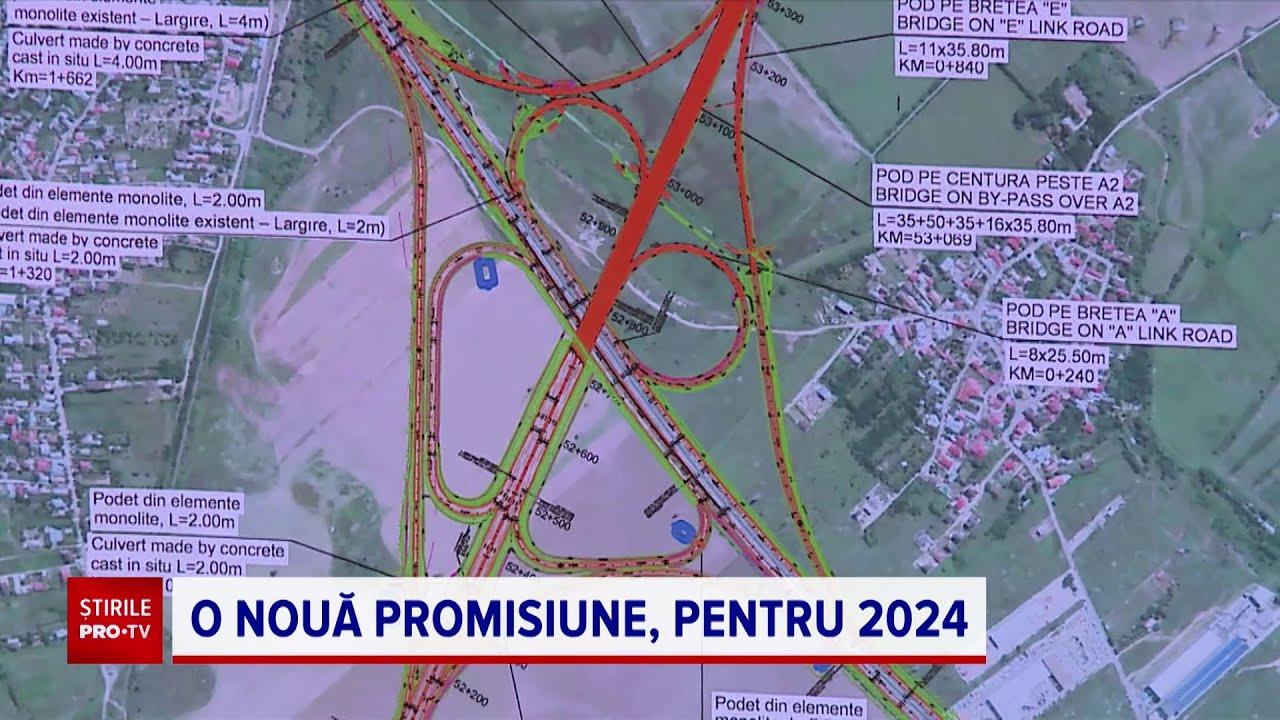 Download Promisiuni că șoferii vor putea circula din 2024 pe A0, autostrada care înconjoară Capitala