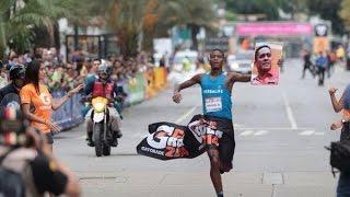 CyC, VTV. Racismo contra el atleta Marvin Blanco por la oposición a Venezuela. Chavistas asesinados