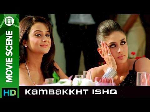Who understands love?   Kambakkht Ishq  ...