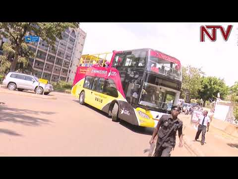Kampala launches sight seeing tourism bus service