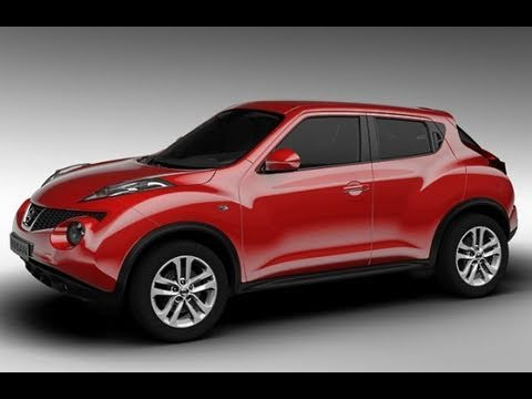Nissan Juke AWD Torque Vectoring Animation Video