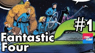 Fantastic Four #1 - The Team is back!