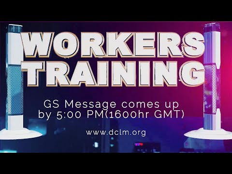 Workers' Training (14th October, 2017)