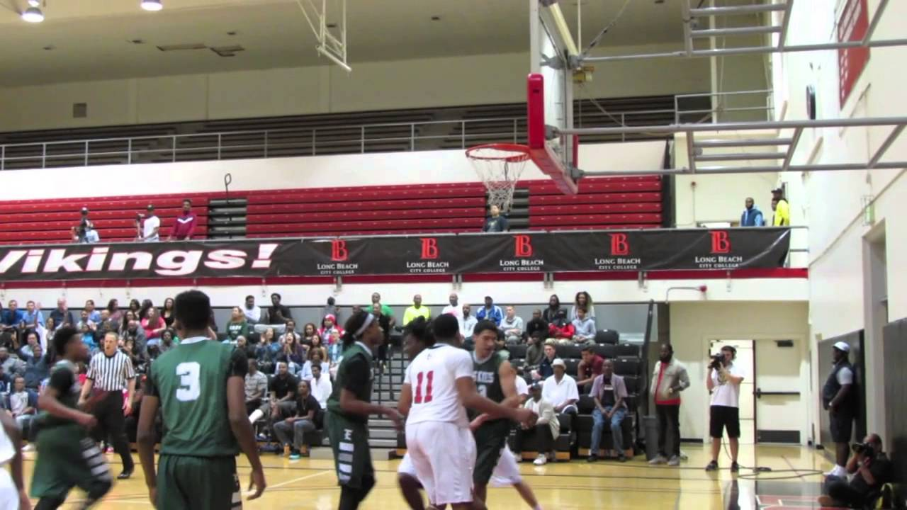 Juco Basketball Long Beach City College Vs East Los Angeles