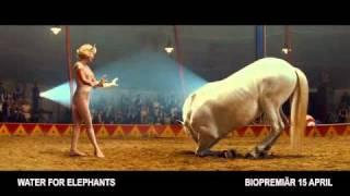 Water for Elephants Svensk Trailer