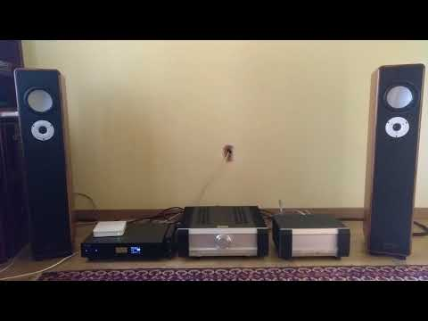 Musical Fidelity KW 500 Upgrade by Silence Art Electronics with Trenner & Friedl Ella Rosewood