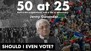 50-year old Jenny Govender spent the first 25 years of her life under an apartheid regime, and the other 25 years enjoying freedom.  EWN's Monique Mortlock spoke to Govender about her thoughts on the upcoming elections.