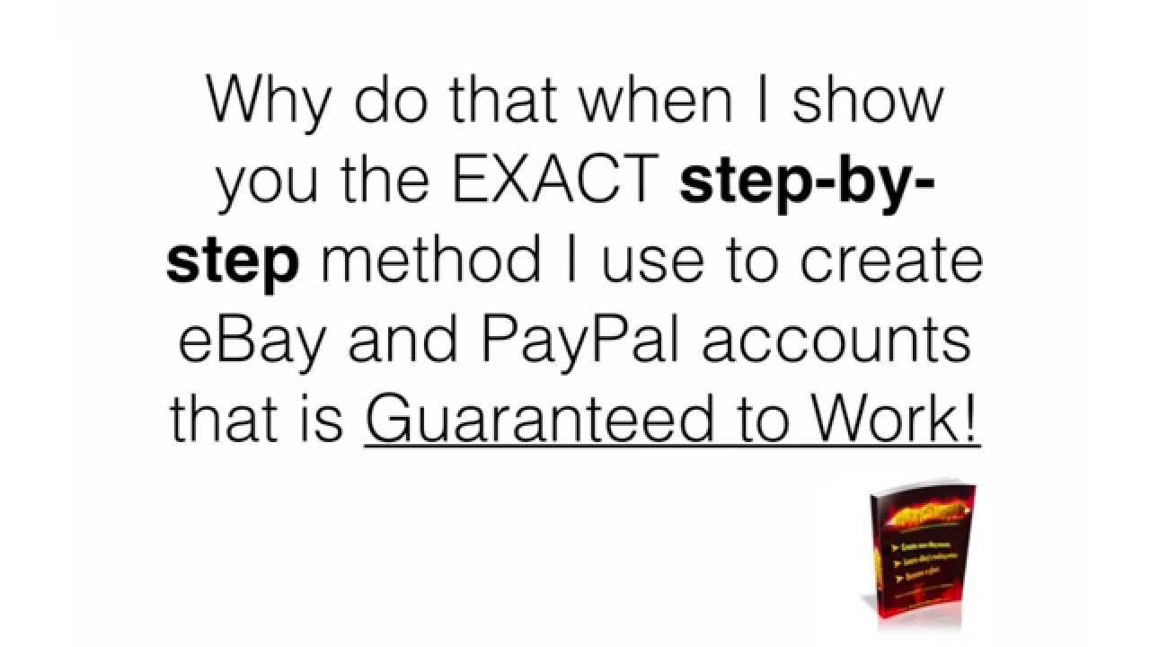 eBay Stealth: eBay Suspension & PayPal Limited Guide