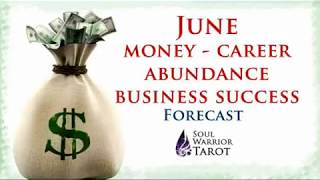 LIBRA JUNE MONEY 🍀CAREER SUCCESS FORECAST  Soul Warrior Tarot