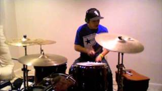 Letters to God, Part II (Drum Cover)- Angels and Airwaves
