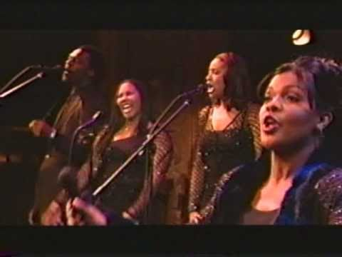 CECE WINANS LIVE - I AM / HOLD ON