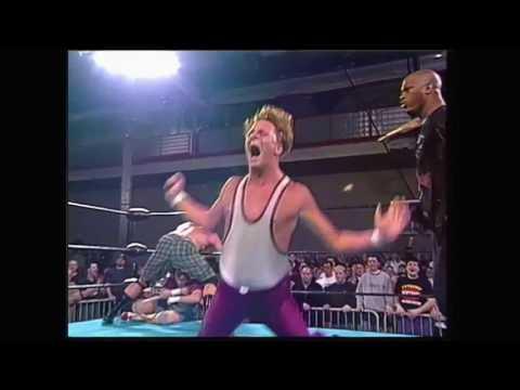 ECW Hardcore TV 1998 04 08 New Jack Kronus Spike Dudley vs  Droz Road Kill Danning Doring