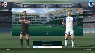 TOULOUSE - MONTPELLIER : Rugby 18
