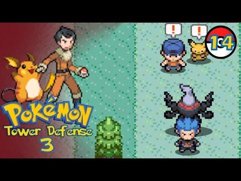 Pokemon Tower Defense 3 Part 14 - Humility