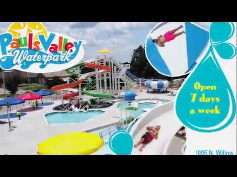 Pauls Valley Water Park #workliveplay