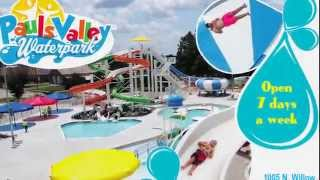 Pauls Valley Water Park #workliveplay