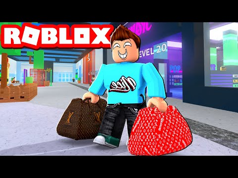 ROBLOX SHOPPING MALL TYCOON