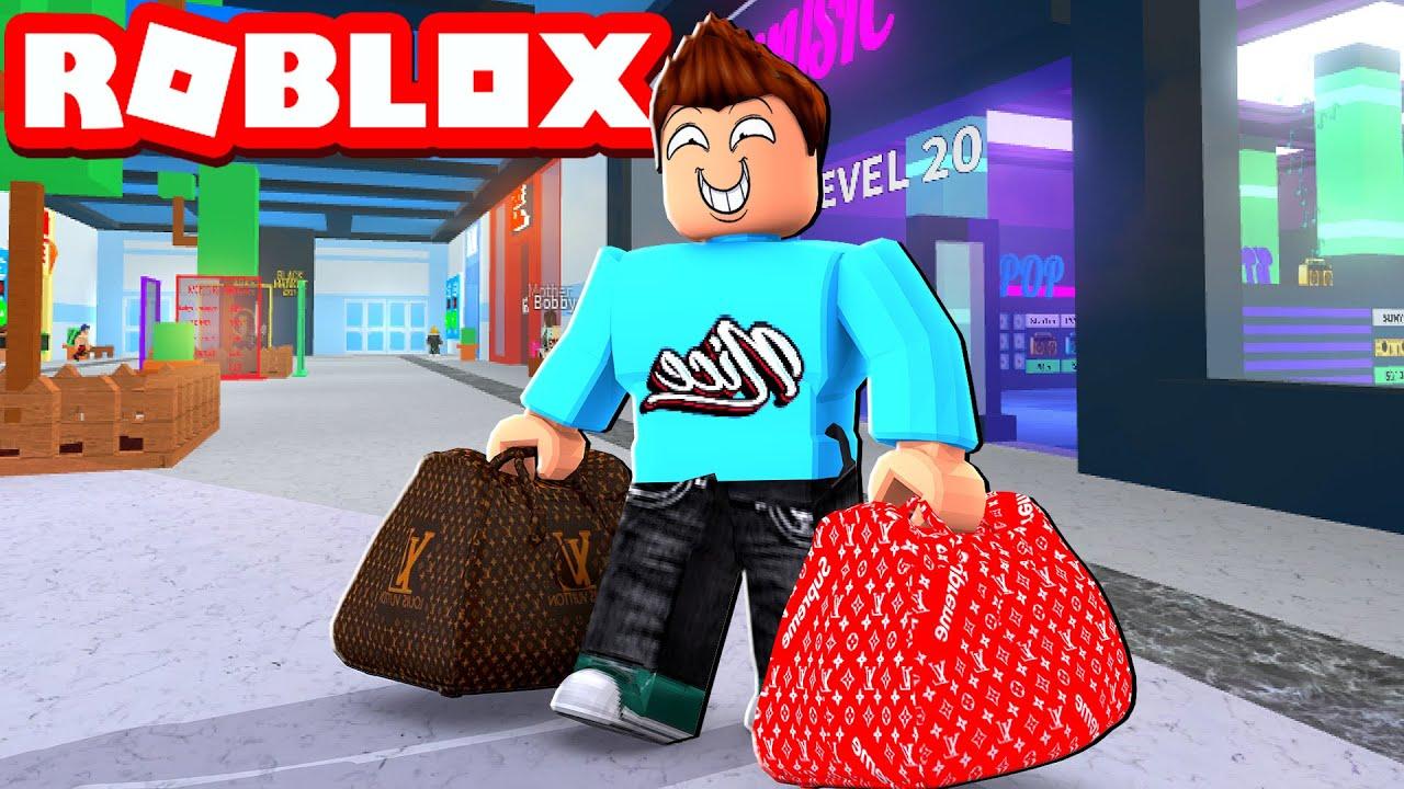 Roblox Shopping Mall Tycoon - roblox shopping plaza