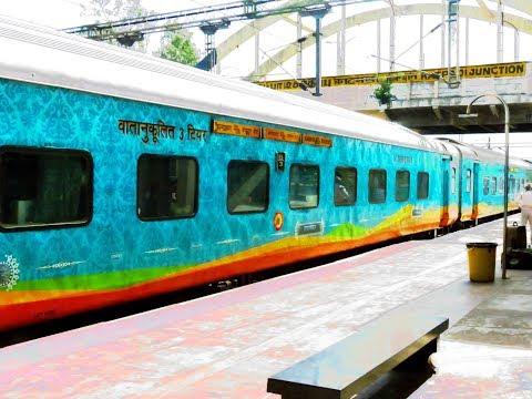 HUMSAFAR EXPRESS : Bangalore to Vizag onboard 12503 BNC-KYQ HS