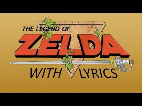 The Legend of Zelda Theme with Lyrics