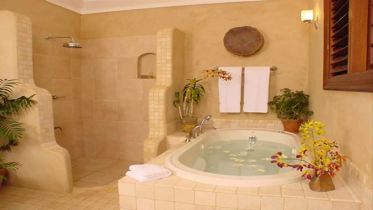 Jamaican bathroom designs youtube for Jamaican bathroom designs