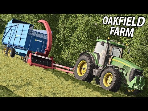 TIME TO SILAGE | Farming Simulator 17 | Oakfield Farm - Episode 15