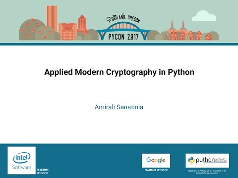 Image from Applied Modern Cryptography in Python