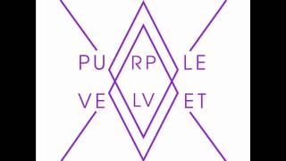 Purple Velvet For The Love Of You