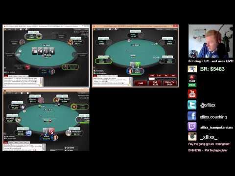 Grinding it UP! #103 - Cash & MTT Poker Sundaygrind