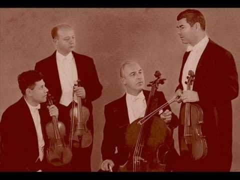 L van Beethoven 8  Kwartet e moll op 59 nr 2(live 1961)