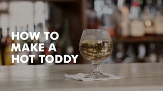 How to Make a Hot Toddy with Will Diemer Thumbnail